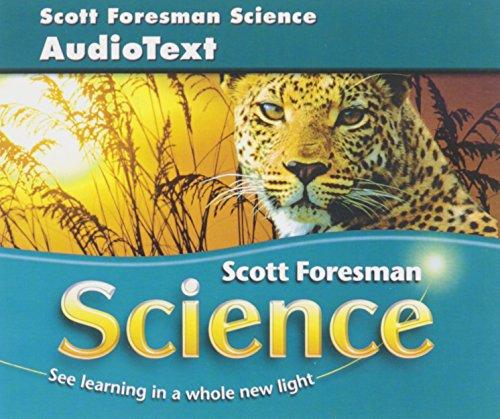 SCOTT FORESMAN SCIENCE 2006 AUDIOTEXT CD GRADE 6: Scott Foresman