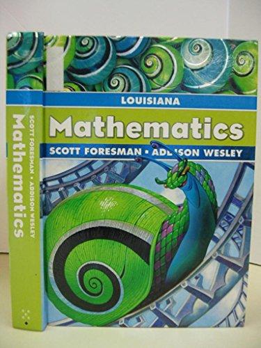 Louisiana Mathematics: et al., Randall I. Charles