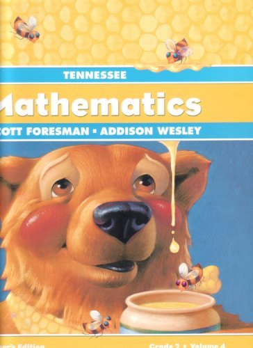 Mathematics Tennessee Teacher's Edition, Grade 2, Volume 4 (2006 Copyright): Charles et al.