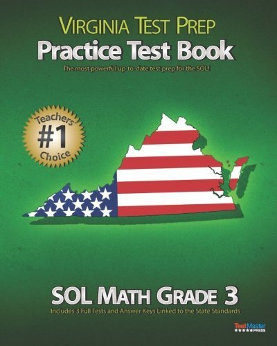9780328103782: Virginia Daily Practice and SOL Test Prep - Grade 3