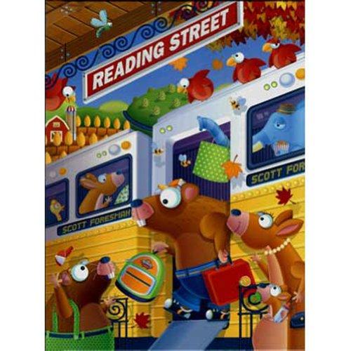 9780328108282: Reading Street: Grade 1, Level 1