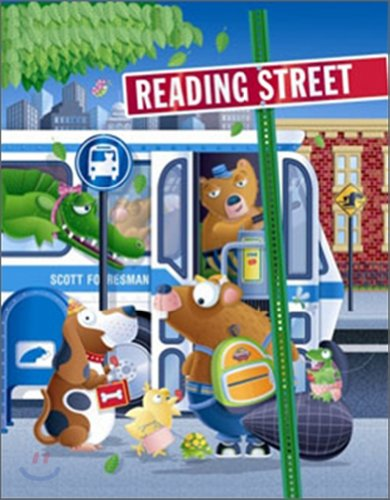 9780328108404: SF Reading Street: Grade 1: Student Edition Package (NATL)