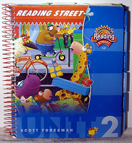 9780328108503: Scott Foresman Reading Street 1.2 Communities (Grade 1 Unit 2)