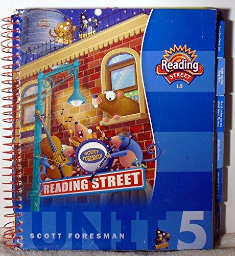 Te Reading Street 1.5: Foresman, Scott