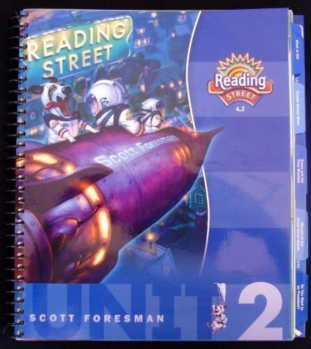 9780328108671: Reading Street 4.2, Grade 4, Unit 2, Work and Play TEACHER'S EDITION