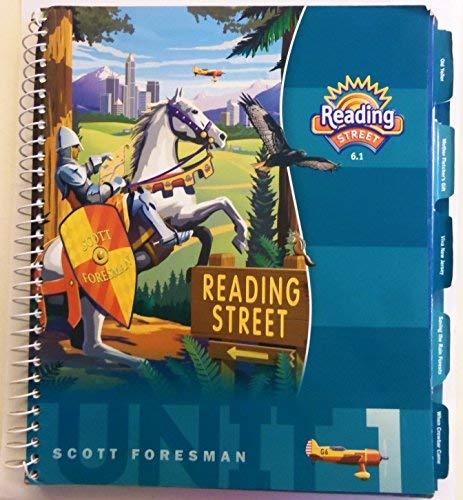 9780328108787: Scott Foresman Reading Street 6.1 Teacher's Edition