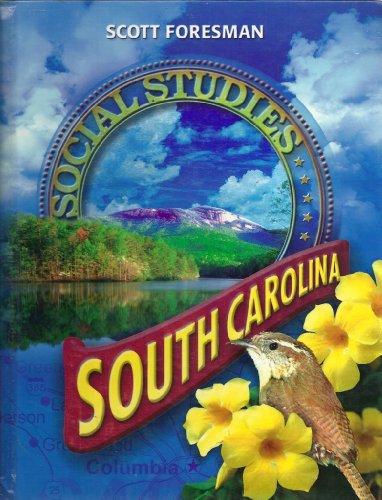 9780328113446: South Carolina - Scott Foresman Social Studies