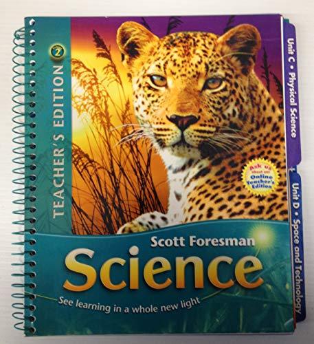 9780328115969: Scott Foresman Science Grade 6 Teacher's Edition Volume 2