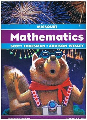 9780328117246: Scott Foresman - Addison Wesley Mathematics (Grade 3 Volume 2)