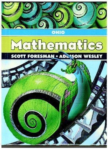 9780328118854: Ohio Mathematics