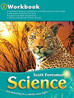 9780328126156: Science 2006 Workbook Grade 6