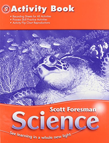 9780328126262: Science, Grade 5: Activity Book