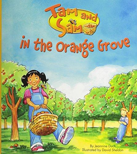 9780328130566: READING 2007 KINDERGARTEN STUDENT READER GRADE K UNIT 2 LESSON 2 ON LEVEL: TAM AND SAM IN THE ORANGE GROVE