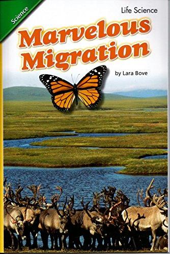 Scott Foresman Reading Street Marvelous Migration: Lara Bove