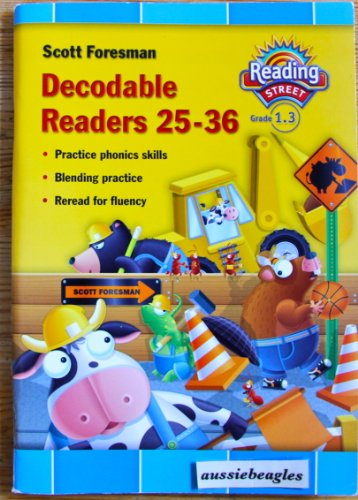 Reading Street Grade 1 Decodable Readers 25