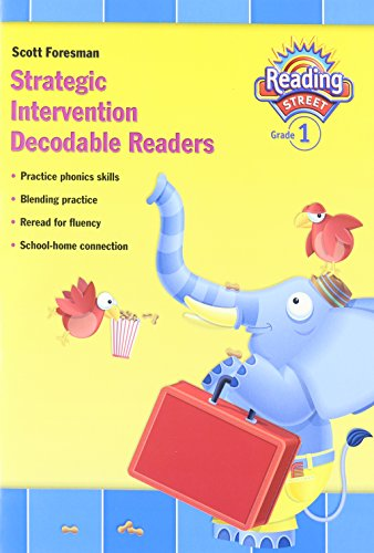 9780328145072: READING 2007 STRATEGIC INTERVENTION DECODABLE READERS GRADE 1