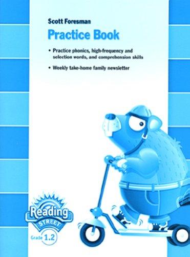 9780328145157: Reading Street, Grade 1.1: Practice book