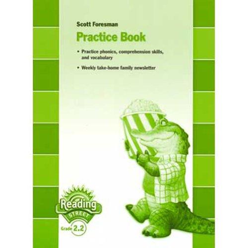 9780328145188: READING 2007 PRACTICE BOOK GRADE 2.2 (Reading Street)