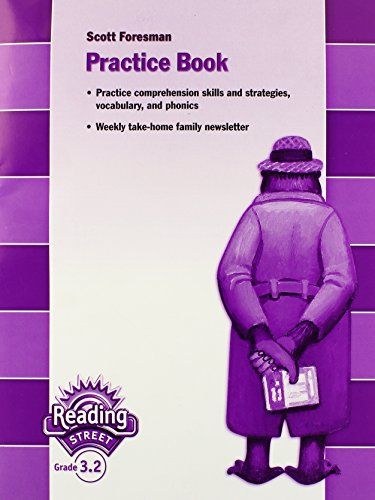 9780328145201: Reading Street, Grade 3.2: Practice book