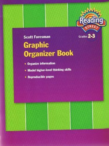 9780328145966: READING 2007 GRAPHIC ORGANIZER BOOK GRADE 2/3