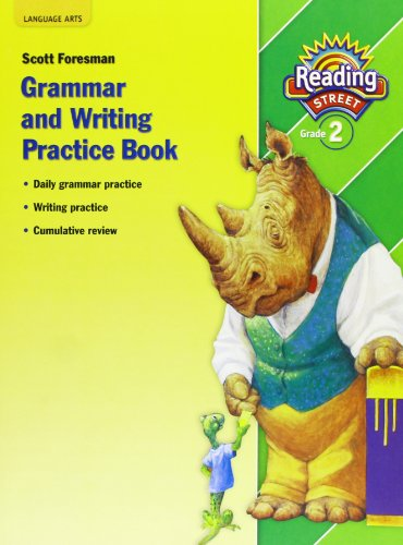 9780328146239: READING 2007 GRAMMAR AND WRITING PRACTICE BOOK GRADE 2