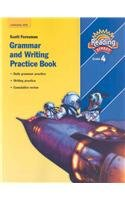 9780328146253: READING 2007 GRAMMAR AND WRITING PRACTICE BOOK GRADE 4