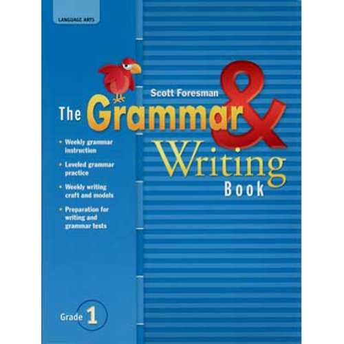 9780328146352: READING 2007 THE GRAMMAR AND WRITING BOOK GRADE 1