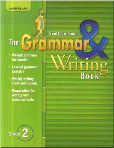 9780328146369: READING 2007 THE GRAMMAR AND WRITING BOOK GRADE 2 (Reading Street)