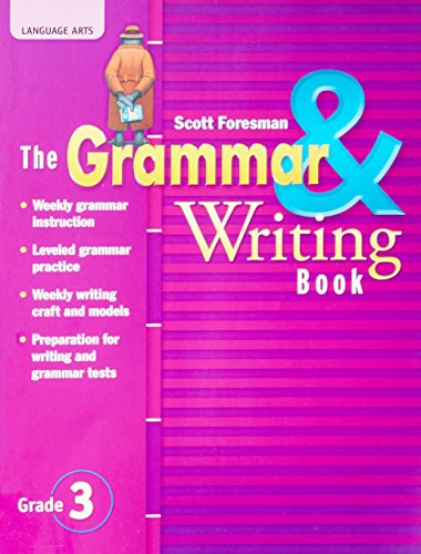 9780328146376: READING 2007 THE GRAMMAR AND WRITING BOOK GRADE 3