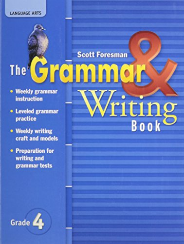 9780328146383: READING 2007 THE GRAMMAR AND WRITING BOOK GRADE 4