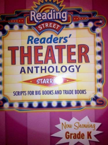 9780328147281: READING 2007 READER'S THEATER ANTHOLOGY GRADE K