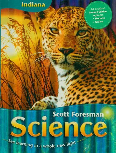 9780328149643: Science See Learning in a Whole New Light (Indiana)