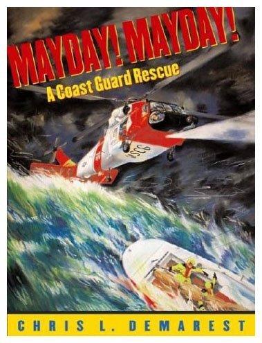 9780328157075: Mayday! Mayday! A Coast Guard Rescue