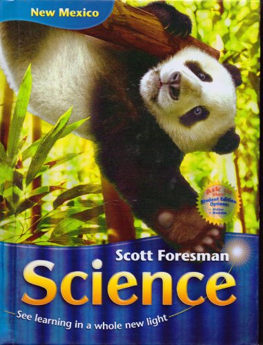 9780328157266: Scott Foresman Science Grade 4 (New Mexico Edition)
