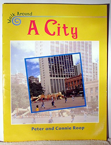 9780328161805: READING 2007 BIG BOOK GRADE 1.03 WALK AROUND A CITY