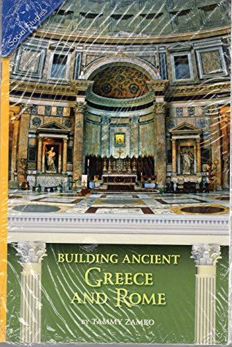 9780328163533: SOCIAL STUDIES 2006 LEVELED READER 6-PACK GRADE 6.4B: BUILDING ANCIENT GREECE AND ROME