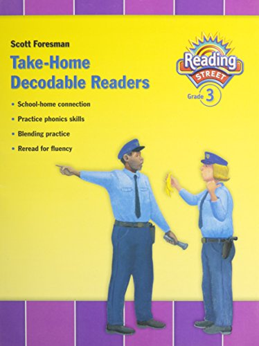 9780328168767 READING 2007 TAKE HOME DECODABLE READERS