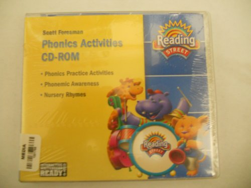 9780328169542: READING 2007 PHONICS PRACTICE ACTIVITIES CD-ROM PRE-K THROUGH GRADE 2