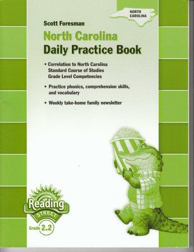9780328197453: North Carolina Daily Practice Book (Reading Sreet Grade 2.2)