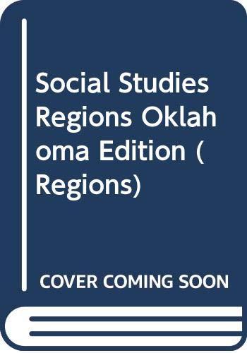 9780328204489: Social Studies Regions Oklahoma Edition (Regions)