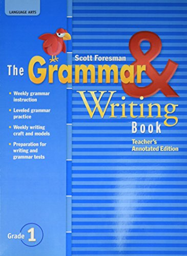 THE GRAMMAR & WRITING BOOK - Teacher's