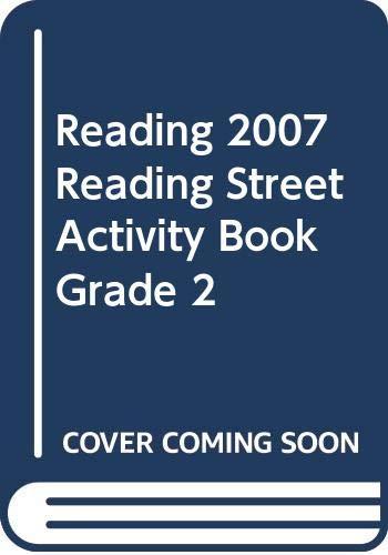 9780328205868: Reading Street, Grade 2: Literacy Centers- Activities