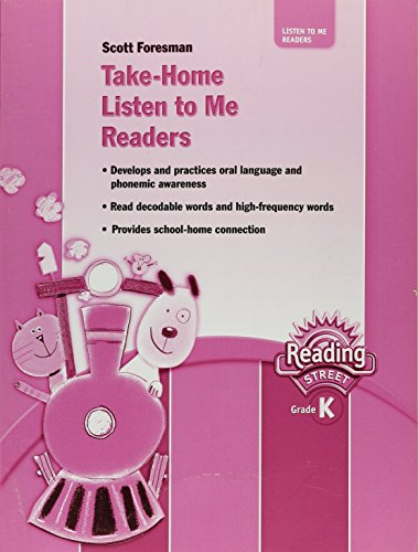9780328206278: READING 2007 TAKE-HOME LISTEN TO ME READERS GRADE K