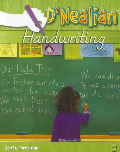 9780328211982: DNEALIAN HANDWRITING 2008 STUDENT EDITION (CONSUMABLE) GRADE 2