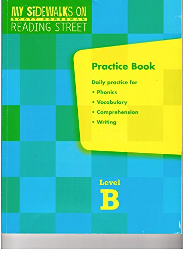 9780328213832: My Sidewalks on Reading Street: Intervention Practice Book, Grade 2, Level B