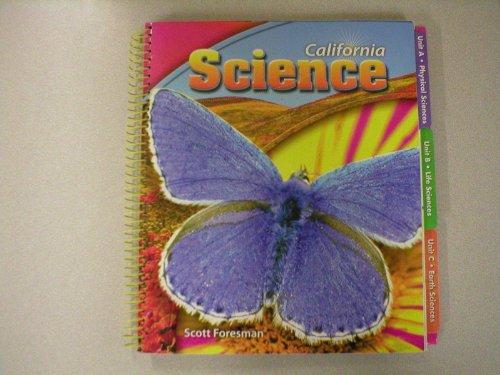 9780328222605: California Science, Grade Kindergarten