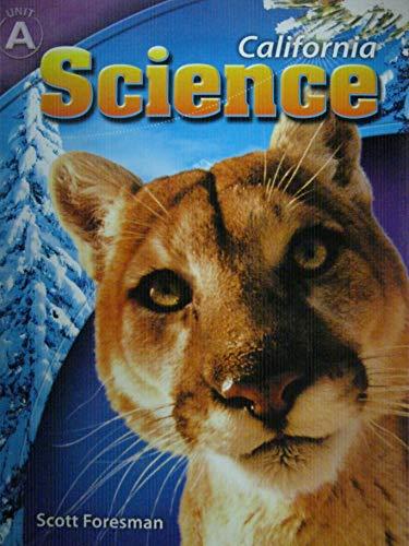 9780328222650: California Physical Science, Grade 5, Teacher's Edition, Unit A