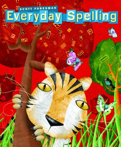 9780328222919: SPELLING 2008 STUDENT EDITION CONSUMABLE GRADE 1