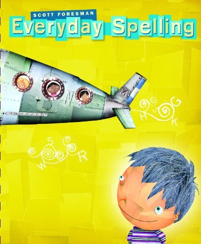 9780328222926: SPELLING 2008 STUDENT EDITION CONSUMABLE GRADE 2
