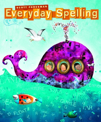 9780328222933: Everyday SPELLING 2008 STUDENT EDITION CONSUMABLE GRADE 3
